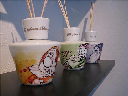 Egan porcelæn og keramik
